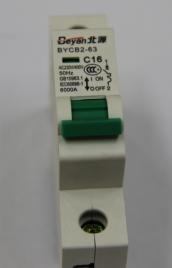BYCB2系列小型断路器